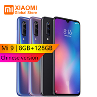 Xiaomi Mi9 Mi 9 8GB 128GB 6.39 inch Snapdragon 855 Octa core 48MP Triple Rear Camera 20W Wireless Charge NFC 4G Smartphone