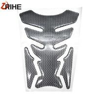 Universal Motorcycle Fuel Oil Tank Pad Decal Protector Cover Sticker case For Honda Yamaha Kawasaki Suzuki R1 R6 FZR250 XJR400