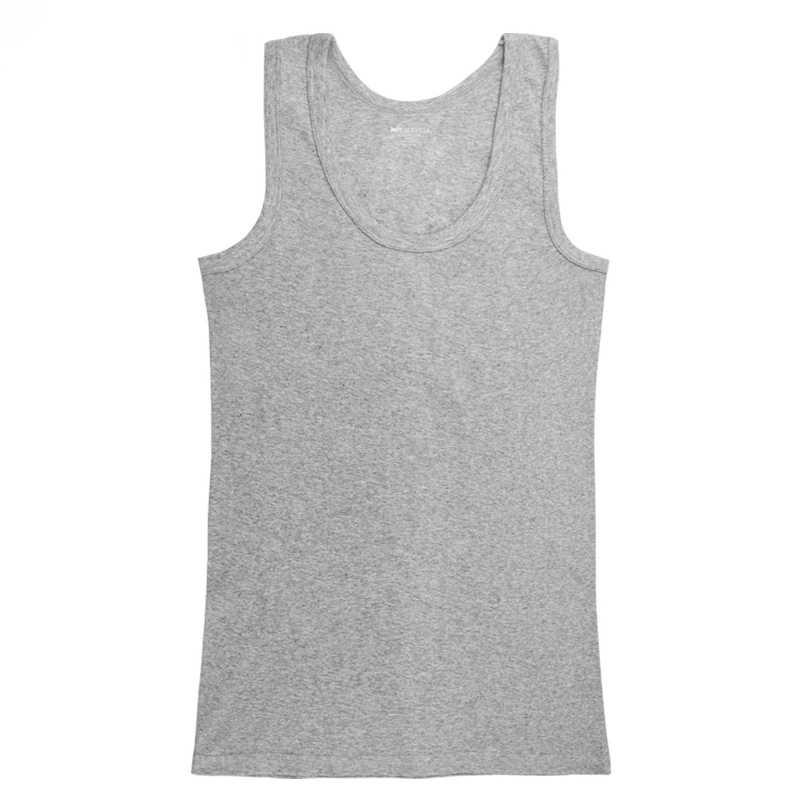 2019 sommer Männer Baumwolle Unterhemd Herren Ärmellose Tops Männlich Muscle Weste Gym kleidung Casual Hemd Unterwäsche für mann