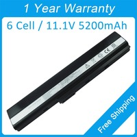 Laptop Battery A42 K52 For Asus A42DE A42DQ A42DR A42DY A52JB A52JC A52JE A52JK A52JR