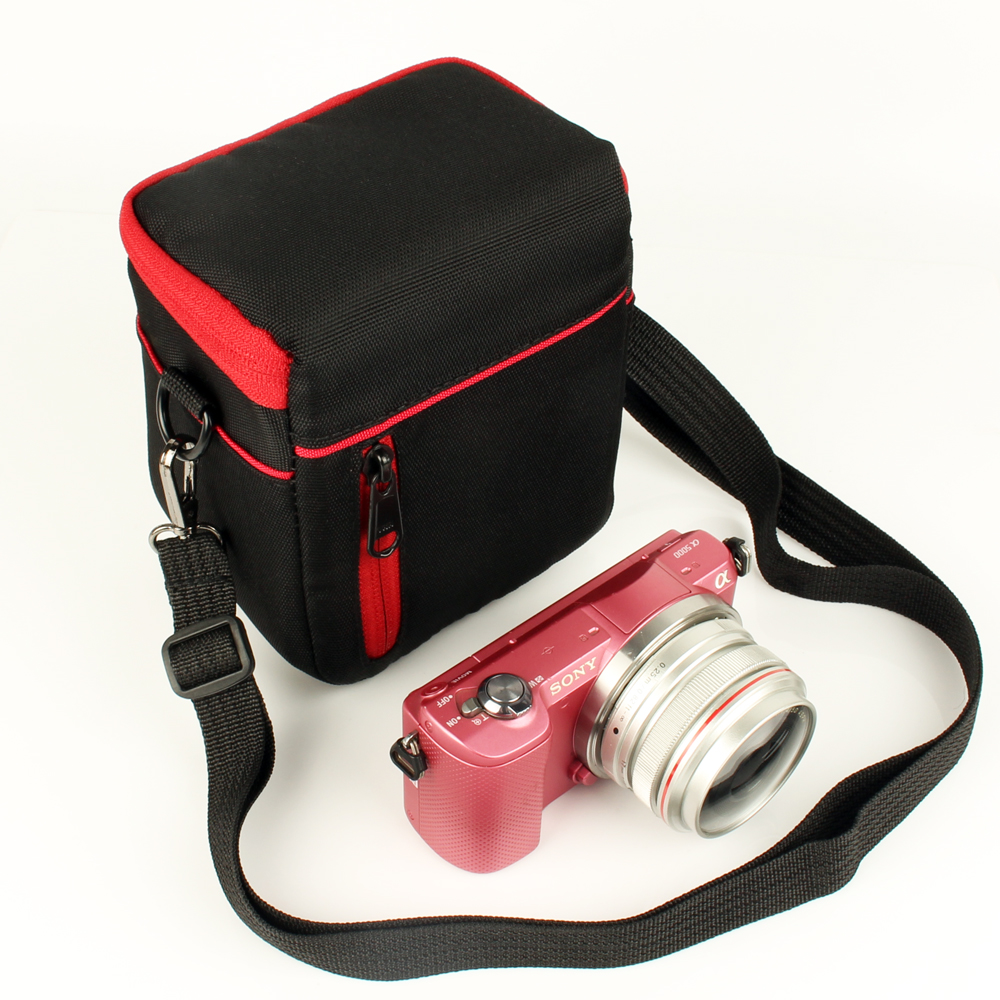 Camera Bag <font><b>Case</b></font> Cover for Panasonic <font><b>LUMIX</b></font> LX15 LX10 <font><b>LX100</b></font> M2 GF10 GF9 GF8 GF7 GF6 GF5 LX7 LX5 LX3 GX8 GX7 GX80 GX85 ZS220 ZS110 image