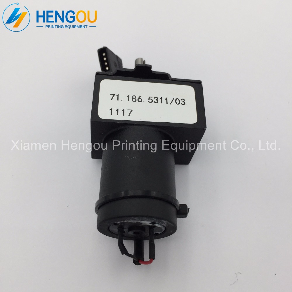 1 Piece Printing Machine Spare Parts Ink Key Motor 71.186.5311 for Heidelberg SM102 machine стоимость
