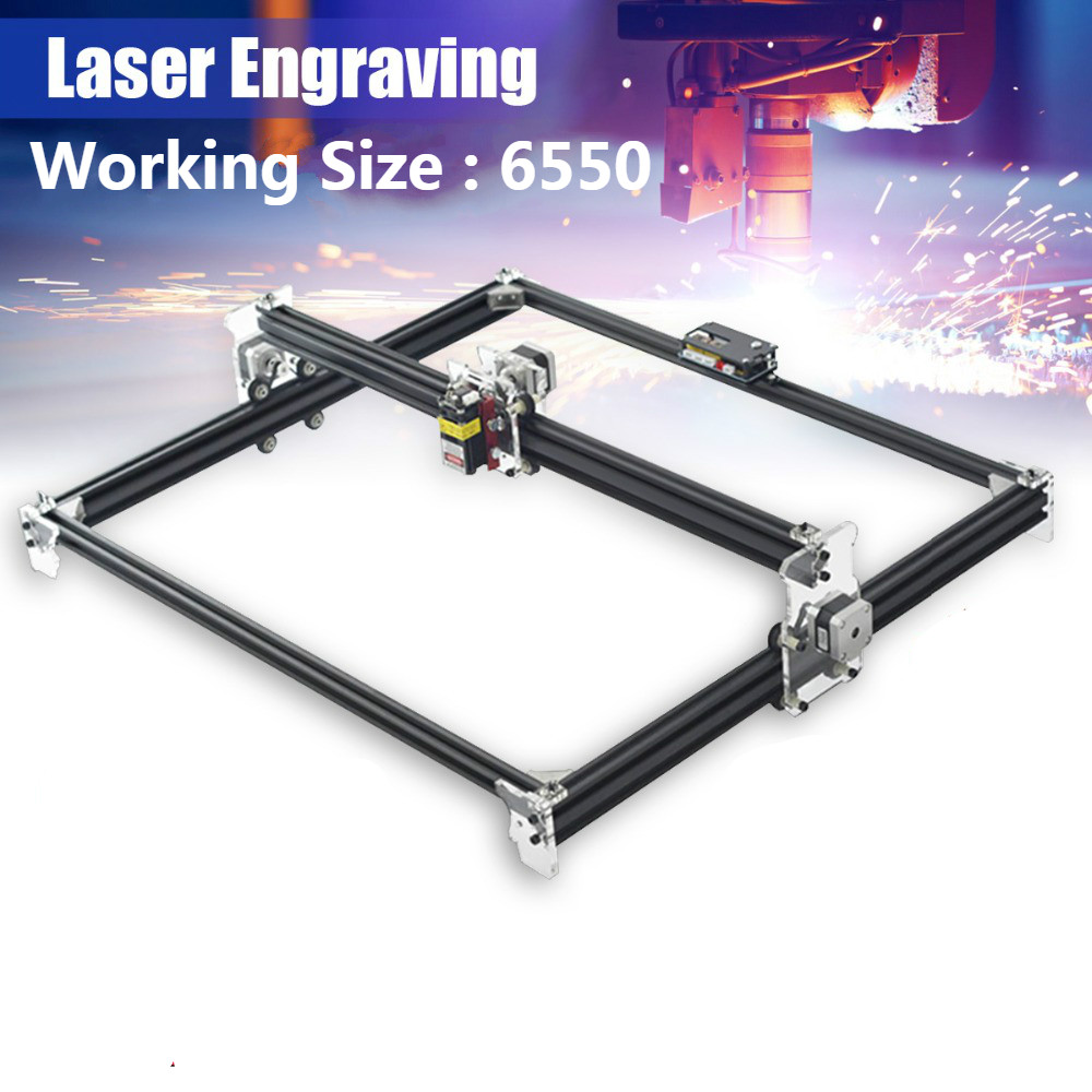 6550 Laser 10W Engraving Machine work Area 65cm 50cm DIY Laser Engraver Machine Wood Router Laser
