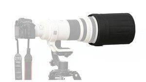 Image 4 - ROLANPRO Objektiv Haube Teleobjektiv Klapp Haube für Canon Nikon Sigma Tamron 400mm f/2,8, 600mm f/4, 800mm f/5,6 SLR (L)