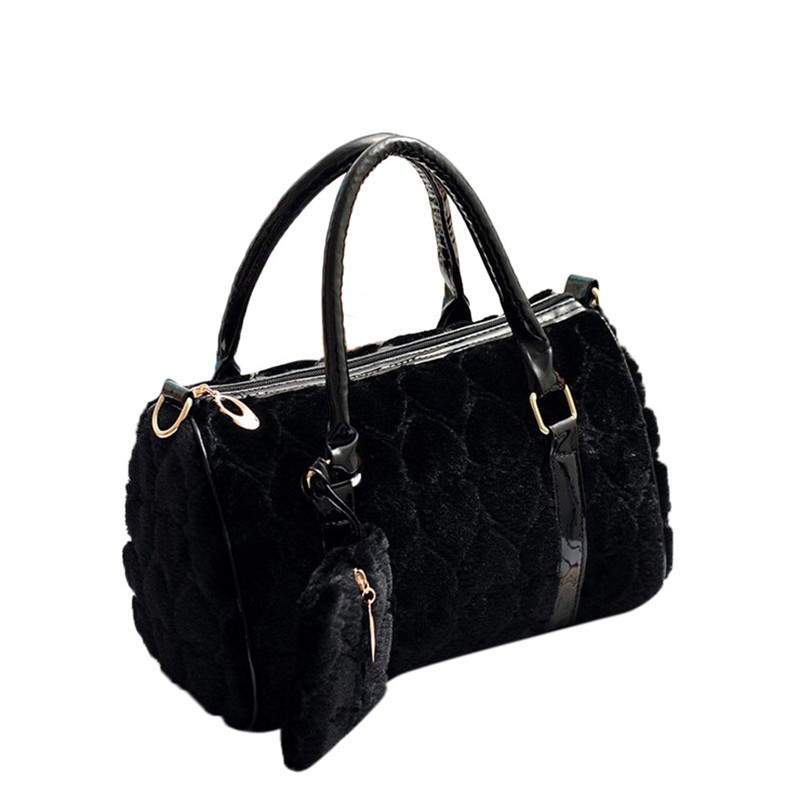 Women Leather Handbag Shoulder Crossbody Bag Tote Messenger Satchel Purse gift wholesale hot sale on A0000