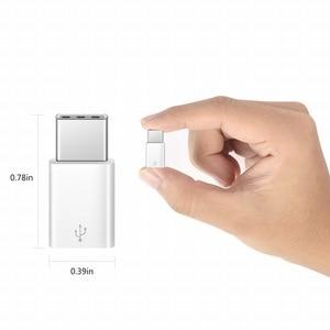 Image 5 - Portefeuille 100PCS USB Type C Adapter USB C to Micro USB Adapter Converter for Nexus 5X Xiaomi Samsung Galaxy S8 Plus Oneplus 5