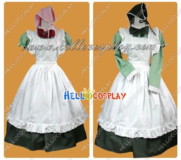 Hetalia Axis Powers Maďarsko Cosplay šaty Premade Standardní velikost H008