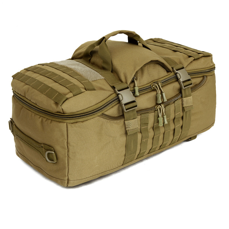 ФОТО Hot Sale 60L Large Capacity Multifunctional Backpack Waterproof Molle Backpack Advanced Backpack Assault Travel Luggage Bag