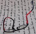 Venda quente 2017 Novo Estudante de Moda Finshed miopia Óculos míopes Óculos De Computador-100-150-200-250-300-350-400 1309