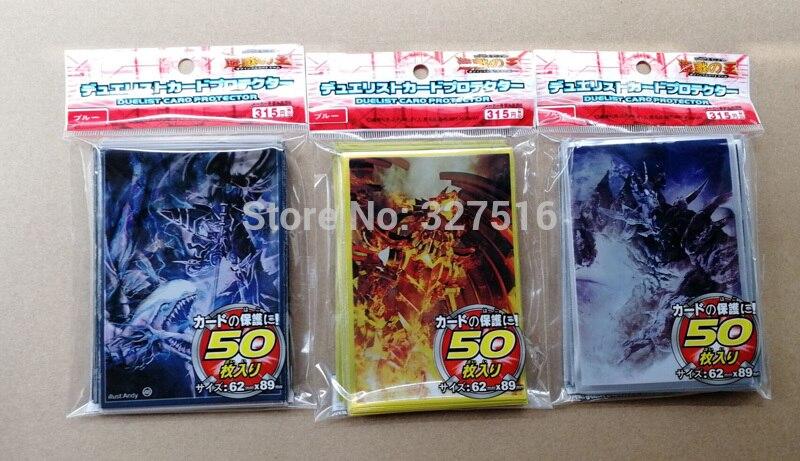 10 տուփ / լոտ (500 հատ) Անիմե Yu-Gi-Oh! Dark Magician - Խաղային արձանիկներ - Լուսանկար 2