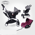 Mother's Choice 3-uses baby stollers and infant carrier used Automobile safty seat in car 0-36M Free shipping MCS103