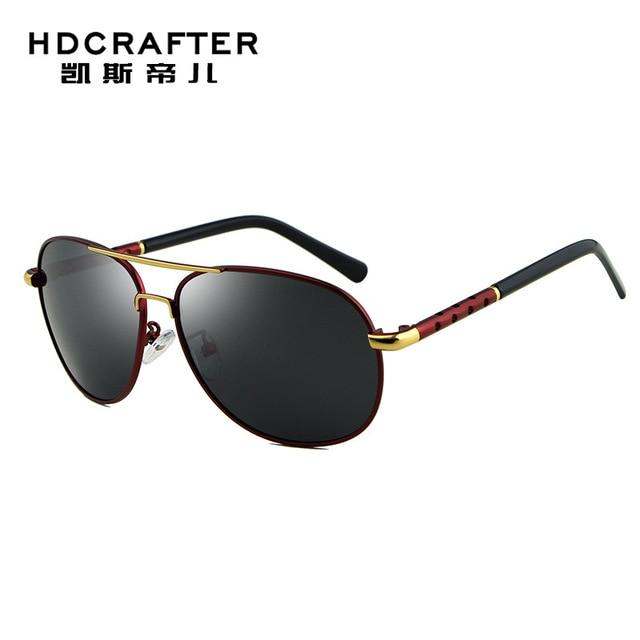 High Quality Oversized Sunglasses Men Polarized Sun Glasses For Mens Driving Polarizing Goggles Uv400 Men's Sunglass Anti Polar