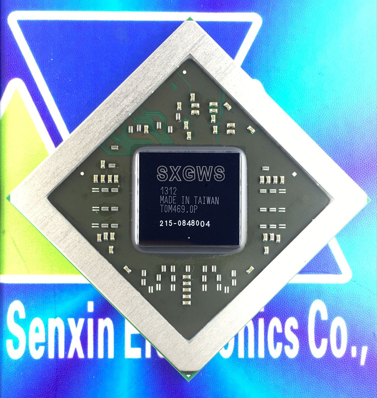 1pcs 100 NEW Original 215 0848004 215 0848004 BGA chips with balls good quality