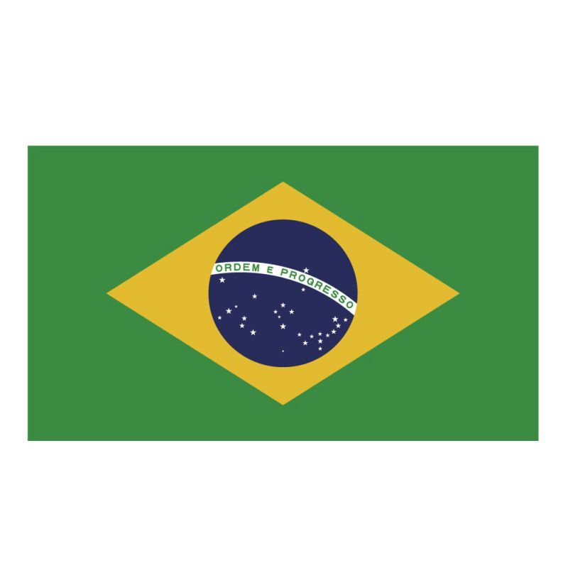 1 Pieces Brazil National Flag 60*90cm Hanging Flags World Soccer Cup Outdoor Activity/Parade  Banner For Festival
