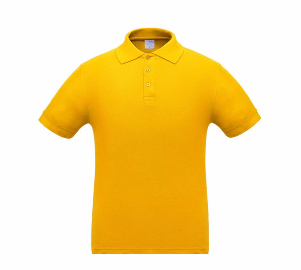 Mens Plain Coloured Polo Shirts Rldm