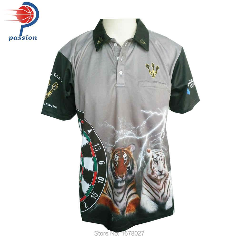 5a36af2f Custom Design OEM Service Fashion Sportswear Custom Jerseys Polo Darts  Shirts Customized Polo Shirt