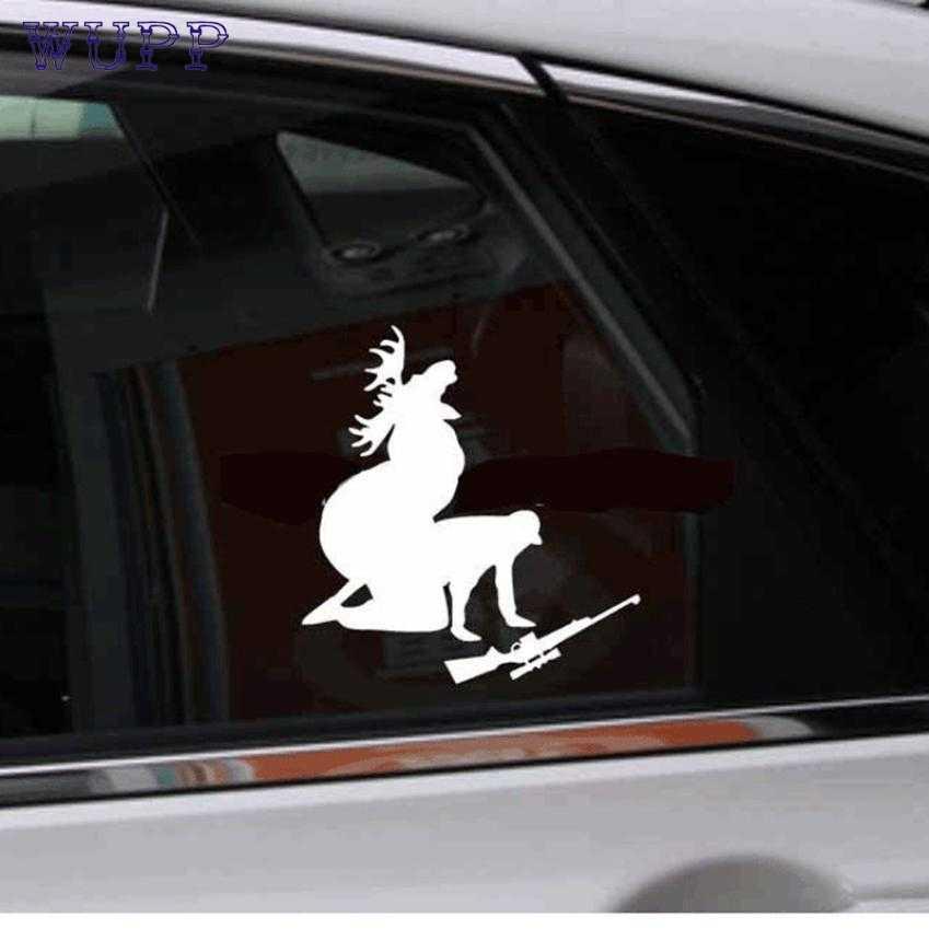 Персонализированные автомобильные наклейки бампер наклейки как я как мое мясо теперь Забавный Охотник на лося