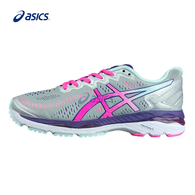 buy online 63c93 08266 ASICS GEL KAYANO 23 Breathable Anti Slippery Hard Wearing Running Shoes  Sport Shoes for Women T646N 5809 36 39-in Running Shoes from Sports & ...