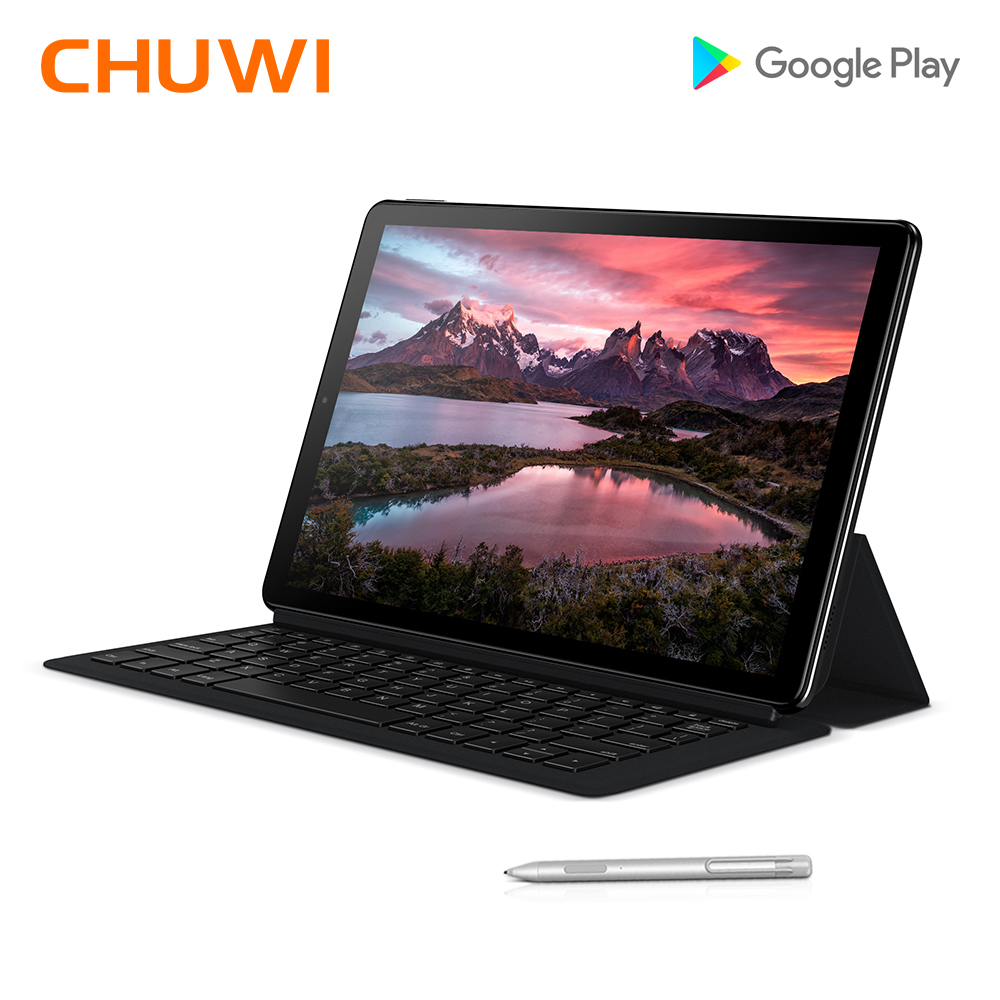 CHUWI Hi9 Plus 10.8 Inch 2560x1600 MTK 6797 X27 10 Core Android 8.0 Tablet PC 4GB RAM 64GB ROM Dual Camera 4G LTE 2 in 1 Tablets chuwi hipad mtk6797 x27 deca core android 8 0 tablets 3gb ram 32gb rom dual wifi dual camera otg 10 1 inch 1920 1200 tablets page 3