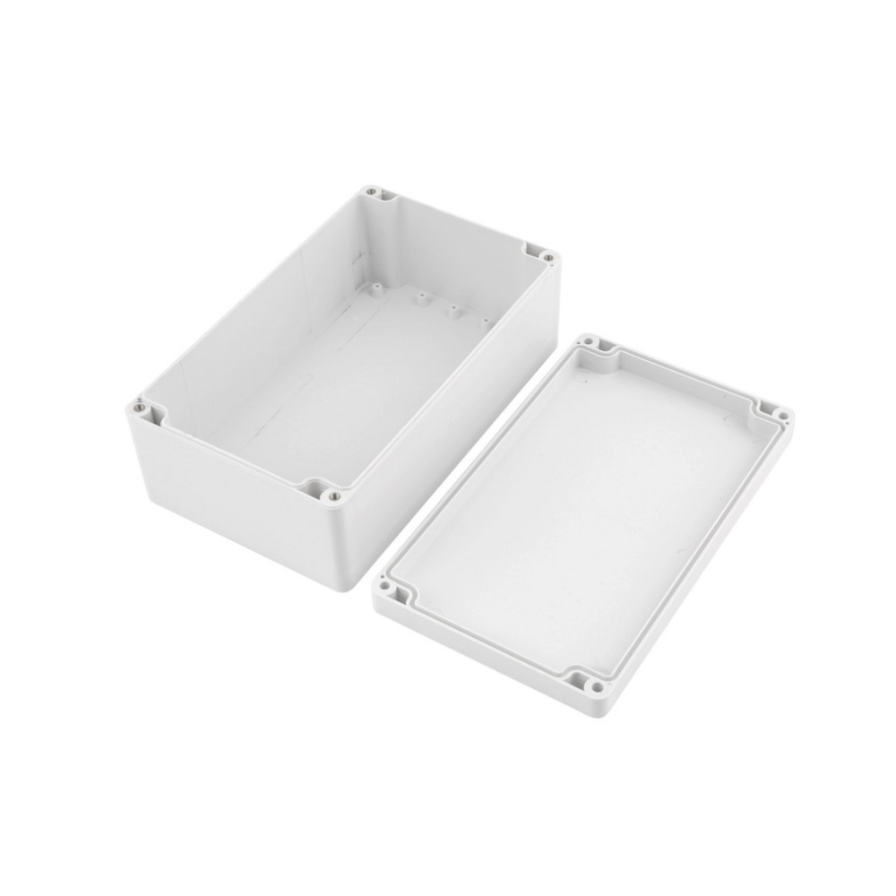 2016 New Useful plastic organizer box Waterproof Enclosure Case Electronic Junction Project Box Drop Shipping