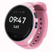 S668 Boys Girls Children Smart Watch Rround Screen GPS LBS WiFi SOS Support SIM Card Remote Baby Safe Zero distance Positioning