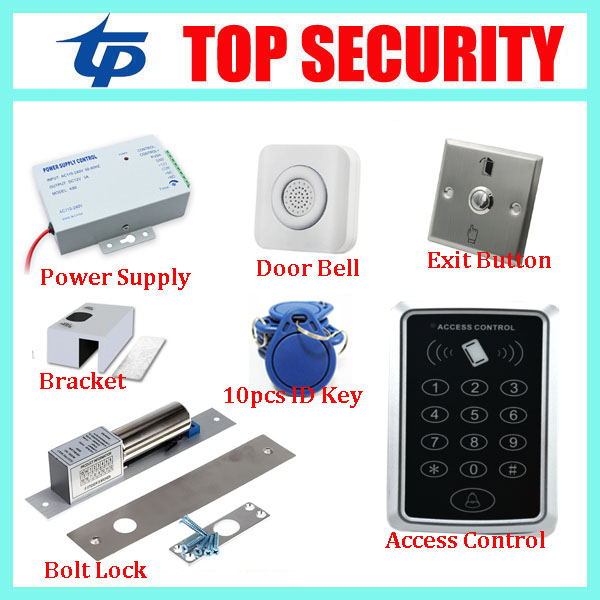 все цены на Free shipping good quality proximity smart card door access control reader systems онлайн