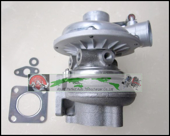 Turbo For HOLDEN Jackaroo for ISUZU Campo Trooper Rodeo Monterey 4JB1T 2.8L 4JG2T 3.1L  4JB1 4JG2 RHB5 8970863433 Turbocharger сито tescoma presto цвет светло зеленый диаметр 14 см