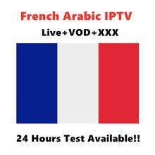 Французский IP ТВ арабский португальское IPTV M3U подписка Поддержка Android Smart ТВ Enigma2 MAG250 M3U IOS ПК