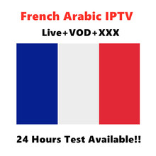French IPTV Arabic Portugal IPTV M3U Subscription support Android Smart