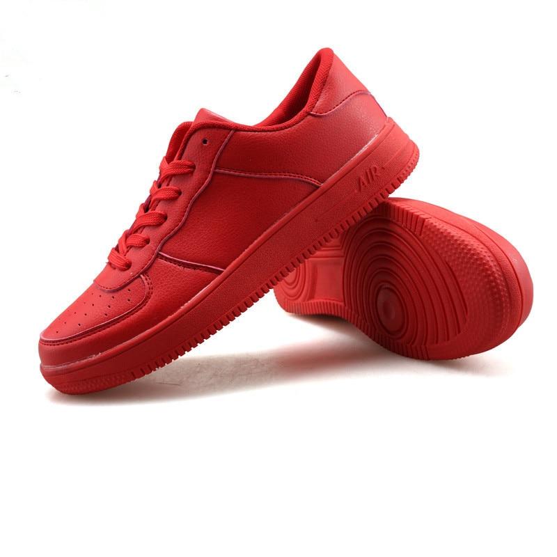 Zapatos rojos para hombre E58Kv