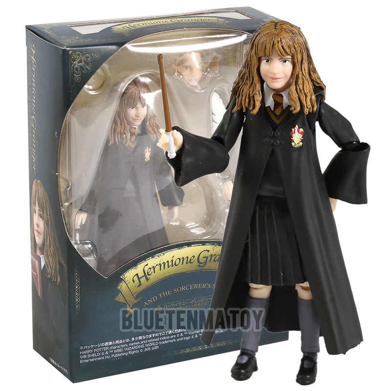 SHF Serie Potter Hermione Granger Action Figure Giocattolo