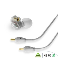 MEE Audio M6 PRO Noise Isolating HiFi In Ear Monitors Earphones Professional Music Headphone For Iphone