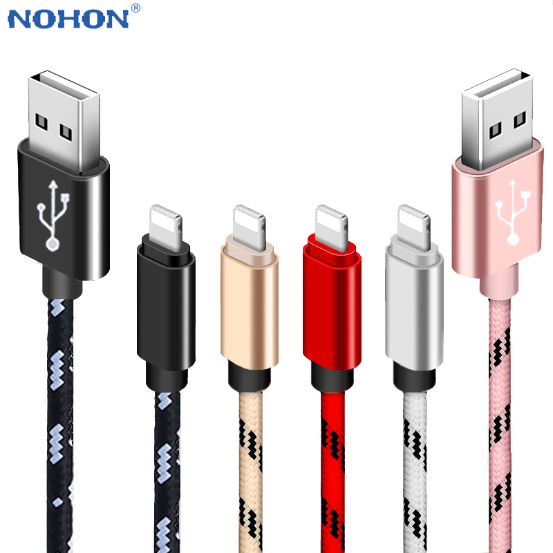 Origin Data USB Charger Cable For IPhone 6 S 6S 7 8 Plus 5 5S SE X XR XS Max IPad Short Long 25cm 1m 2m 3m Fast Charge Wire Cord