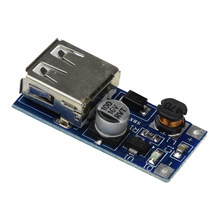 0.9V-5V to 5V DC-DC USB Voltage Converter Step Up Booster Power Supply Module(China)