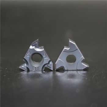 16ERM AG60 16IR M AG60 CNC threaded insert  Partial profile 60 degrees carbide inserts Thread Turning tools indexable internal threading inserts carbide inserts 16ir ag60 lathe cutter for thread turning