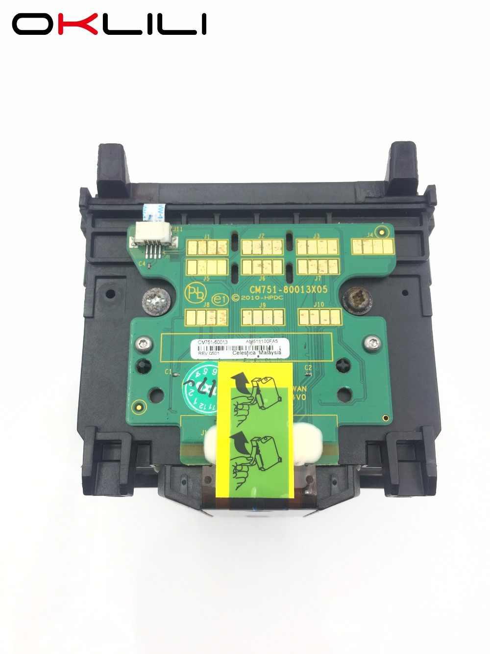 Asli CM751-80013A 950 951 950XL 951XL Printhead Print Head untuk HP Pro 8100 8600 8610 8620 8625 8630 8700 251DW 251 276 276DW