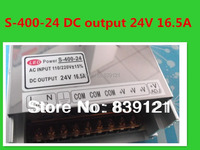 high quality 400W 24V DC 24V 16.5A stepper motor Switching Power Supply With Current Control Charger LED