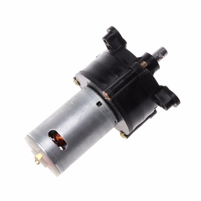DC Generator Emergency Wind Hydraulic Generator Dynamotor Motor Standby Lighting 5V-24V 20W