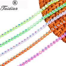 SS6 AB Цвет со стразами полосы 10 метров/lot платье Diamante Отделка горный хрусталь цепи для обуви сумка одежды