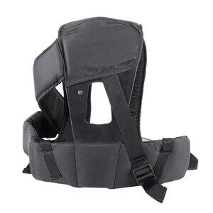Image 3 - Accessoires de coupe dherbe Double harnais de bandoulière pour débroussailleuse avec panneau de Protection Confortable