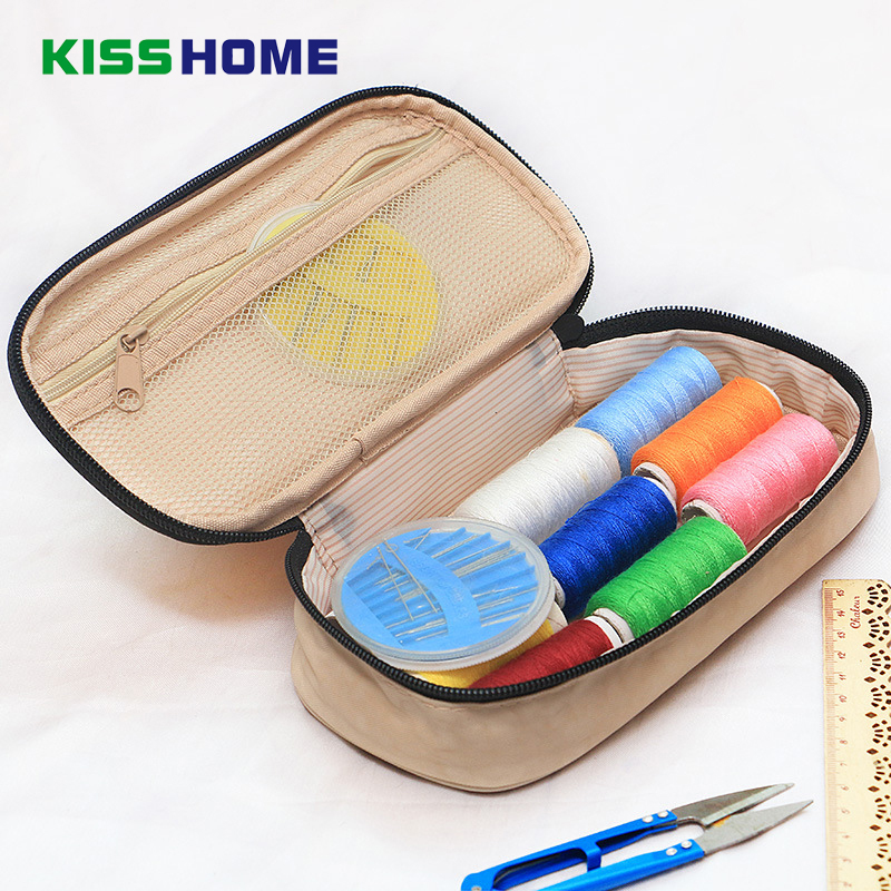 4 Colors Multi-function Storage Bag Medicinal Package Sewing Kit Make Up Handbag Portable Stationery Cable Organized Pouch Bags