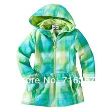 Бесплатная доставка — 2014 Topolino капюшоном детей / дети / девушки ветер-куртка, Девушки ветрозащитный куртка, Дети водонепроницаемая куртка ( MOQ : 1 шт. )