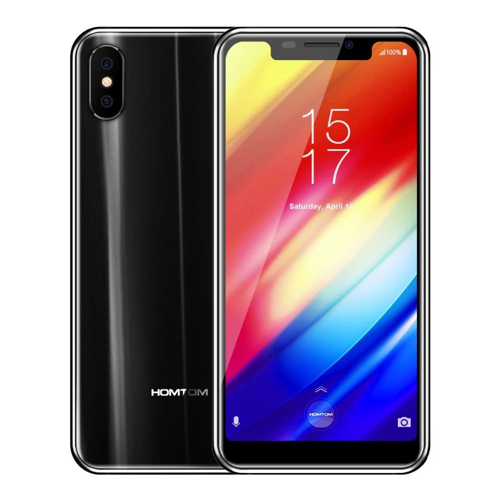 Homtom H10 MTK6750T 1,5 ghz Octa Core 4 gb RAM 64 gb ROM Handy 5,85 zoll 3500 mah Android 8.1 dual Kamera 4g LTE Smartphone - 4