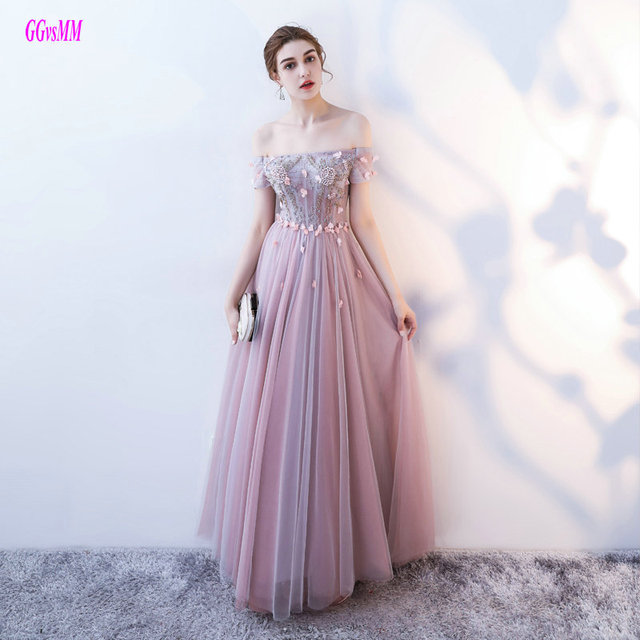 Aliexpress Buy Real Photos Colorful Evening Party Dress 2018