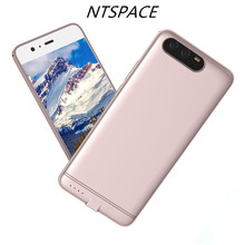 NTSPACE 6000mAh New Fashion Ultra Thin Magnet Portable Backup Power Bank For HUAWEI P9 External Battery Charging Case