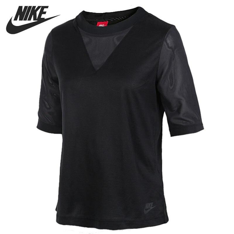 Sport & Unterhaltung Original Neue Ankunft Nike Als W Nsw Top Bnd Frauen T-shirts Halbes Sportswear Zur Verbesserung Der Durchblutung Rollschuhe, Skateboards Und Roller