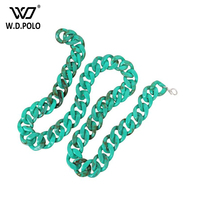 WDPOLO New Acrylic 60 Cm Easy Matching Women Strap For Bags Chic High Quality Hot Sell
