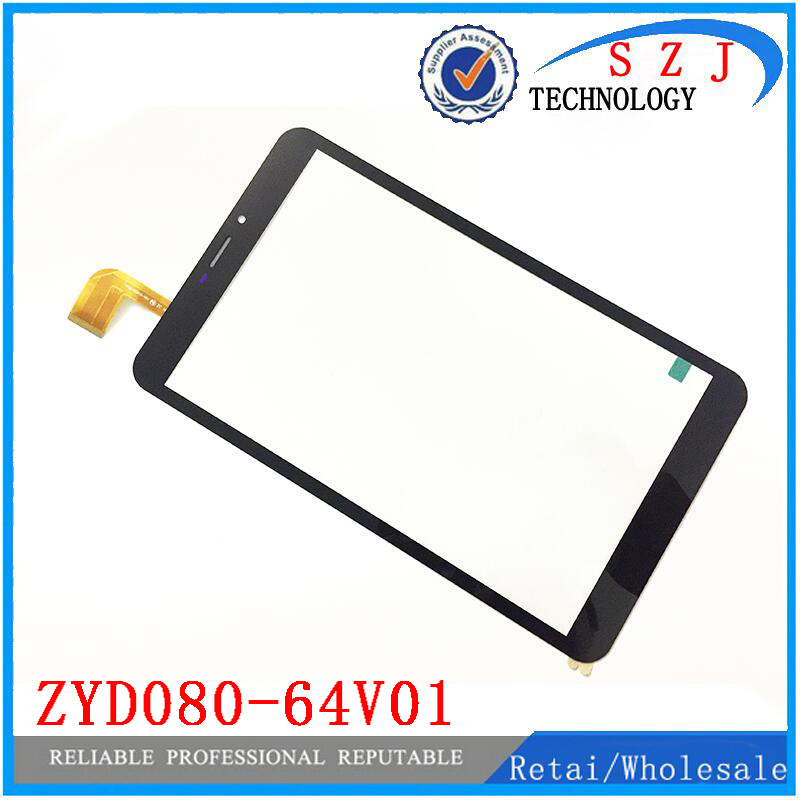 New 8'' Inch For ZYD080-64V01 W801 Tablet Touch Screen Panel Sensor Replacement Free Shipping