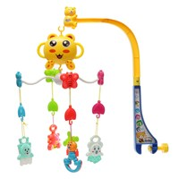 ZB777 13 Baby Plaything Song Baby Crib Bed Bell Mobile Kid Toy Electric Musical Fun Comfortable