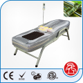 Tourmaline Heating Function Rolling Thermal Jade Stone Massage Bed, Massage Table